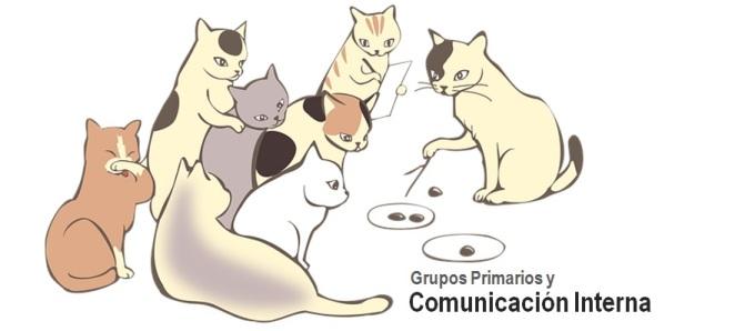 Grupos primarios y comunicación interna