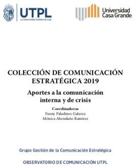 Colección de Comunicación Estratégica 2019