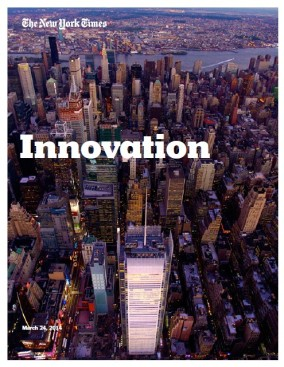 Innovation - New York Times