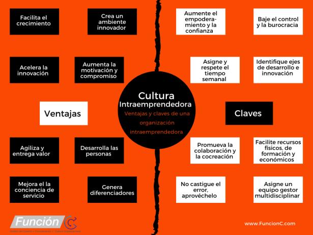 Cultura de Intra Emprendimiento